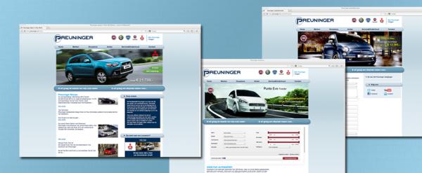 Website Preuninger